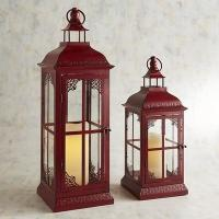 Quality Red Reina Lanterns for sale