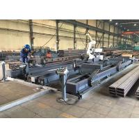 China RCS Series Robotics Plasma Cutting Station For Long Steel Products With Hypertherm MAXPRO200 on sale