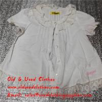 adeb46fa0 Quality Fashionable And High Quality Used kids and childrens Clothing  Export For Summer for sale