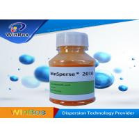 synergist with affinity group to pigement to aid dispersion as pigement dispersant