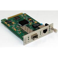 Quality 10 / 100 / 1000Mbps Standalone Manageable Fiber Media Converters With IEEE802.3ah for sale