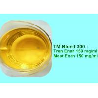 Quality TM Blend 300 mg/ml / Effective Trenbolone & Drostanolone Blend Steroid Oil for sale