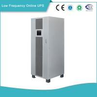 Buy cheap 400 Vac 100KVA Low Frequency Online UPS Single Phase High Intelligence Low from wholesalers