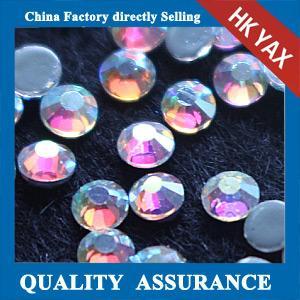 Quality china manufacturer rhinestone hot fix AB;wholesale hot fix AB rhinestonem,AB hot fix rhinestone for sale