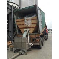 Buy cheap PP Woven Dry Bulk Container Liner Bags With triangle bottom / bulkhead for PP,PE from wholesalers