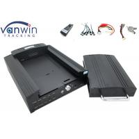 China 4CH CCTV GPS Mobile DVR , Car Blackbox DVR 1TB Hard Drive for Security on sale