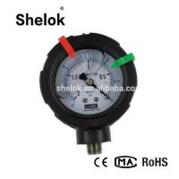 Quality High Pressure Water Manometer, PP Pressure Gauges For Gas and Air for sale