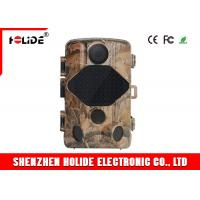 China Mini Thermal Wildlife Hunting Video Camera 2.4 Inch Waterproof Outdoor Wildlife Camera 40IR LEDS on sale