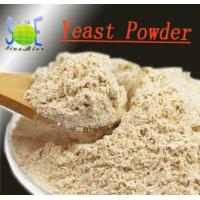 Quality Light Yellow Yeast Animal Feed Powder Crude Protein Content 45% SYE-PO45 for sale