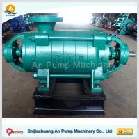 Quality electric single phase multistage sewage drainage water pump for sale