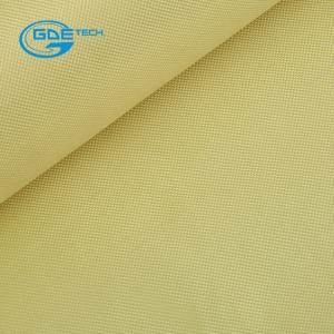 Quality 1000D 180gsm bulletproof aramid fiber fabric for sale
