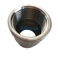 Quality ASTM A351 150PSI 316 Casting Pipe Fittings Water Transportation Coupling for sale