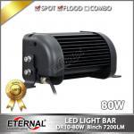 80W led work light bar high power driving headlamp for agriculture farm