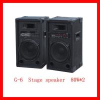 Quality Professional Stage Speaker With Sound Console and Karaoke (G-6) for sale