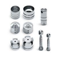 Quality Smooth Custom CNC Machining Service Aluminum Anodizing For Medical Device CNC Parts for sale