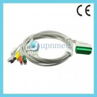 Quality Nihon Kohden 5 lead ECG Cable with leadwires for sale