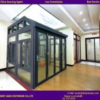Quality Aluminium Frame & Thermal Insulation Glass Lowes Sunrooms For Sale for sale