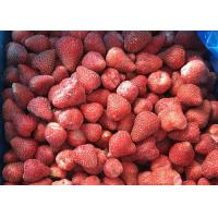 Quality New Crop Prices For Fresh Frozen IQF Strawberry With Premium Quality Sweet Charlie 13 IQF fruit for sale