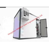 Quality Small Size Home Walk In Freezer For Fruit Vegetables And Meat Storage for sale