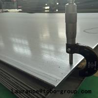 Quality Color Coated Polished Aluminum Checkered Sheet Thickness 1.5mm - 6mm , Diamond Plate Sheet for sale