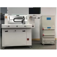 China 4-axis high-precision PCB depaneling router/ pcb separator machine YS-2100 on sale