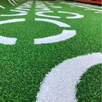 China Natural Looking Greenfields Artificial Grass Fake Grass For Children'S Play Area on sale