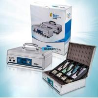 Quality Steady Safe Fireproof Portable Cash Box Antiwear With Large Capacity for sale