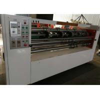 Quality Manual Type Thin Blade Slitter Scorer For Cutting Corrugated Paperboard for sale
