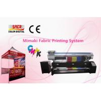 Quality Large Format Directly Mimaki Textile Printer With High Speed Epson DX7 Head for sale
