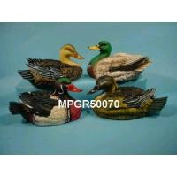 Quality Polyresin Large Duck Decoration for sale