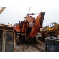 Buy cheap Used wheel excavator hitachi used excavator ex100wd-1 WH04 from wholesalers