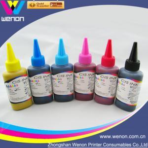 Quality sublimation ink for Epson 4 color&6 color desktp printer ink for sale