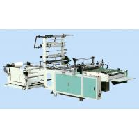 China Side Sealing Cutting Machine Touch Screen Automatic Bag Making Machine on sale
