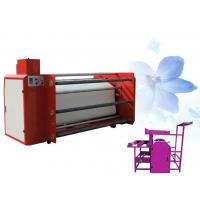 Quality Sublimation Printing Heat Transfer Machine Roller Style 1m Width Rotary Calander for sale