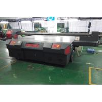 Quality Piezoelectric UV Flatbed Inkjet Printer Conform to ICC for Corrugated Plastic Sheet for sale