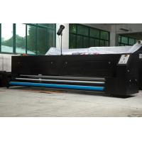 Quality Automatic Heat Print Machine 3.2m Working Width Large Size Fixation Unit for sale
