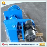 Quality mining,coal project usage non-clog centrifugal vertical slurry pump for sale