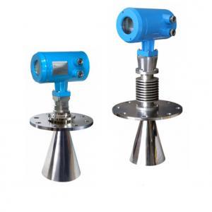 Quality Digital Sound Ultrasonic Radar Fuel Level Meter Sensor Cost Price, Sensor Level Water for sale