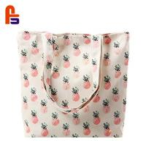 China Beautiful Appearance Cloth  Eco Shopping Elegant Pattern Fabric Shopping Bag on sale