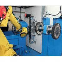 Quality Fully Automatic Robotic Polishing Machine Color Customized With Robot Arm for sale