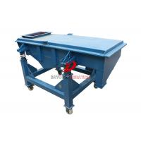 Quality Mineral Linear Vibrating Screen Machine Saving Energy Mining Separator for sale
