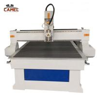 Quality Jinan CAMEL CA-1325 wood machinery/PVC WPC MDF Full Automatic Door Making cnc wood carving machine for sale