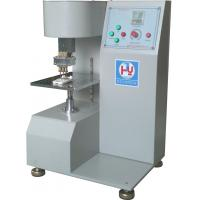 Quality White Single Axis Button Life Testing Machine With Electric Power for sale