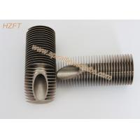 Quality C71500 / BFe30-1-1 Anti Corrosion Cupro Nickel Spiral Finned Tube for Sea Water Heat Exchanger for sale