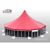 Quality Luxury High Peak Wedding Tent for Sale, High Peak Party Tent for Outdoor Parties for sale
