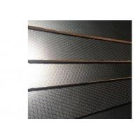 Quality Simple Pattern Anti Slip Plywood Sheets , Furniture Plywood Sheets WBP Glue for sale