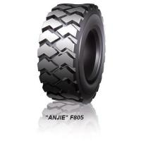 Quality Anjie brand skid steer tyre / tire, forklift tire / tyre for sale