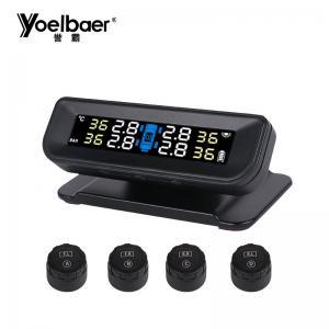 Quality Wifi Tyre Pressure Monitor 433mhz Digital Smart TPMS Tyre Pressure Sensor for sale