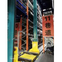 24 Meters Height Automated Storage And Retrieval System In Rolling Fabrics