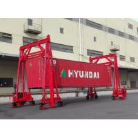Buy cheap Mobile Container Heavy Lift Equipment , 80 Ton Port Container Crane from wholesalers